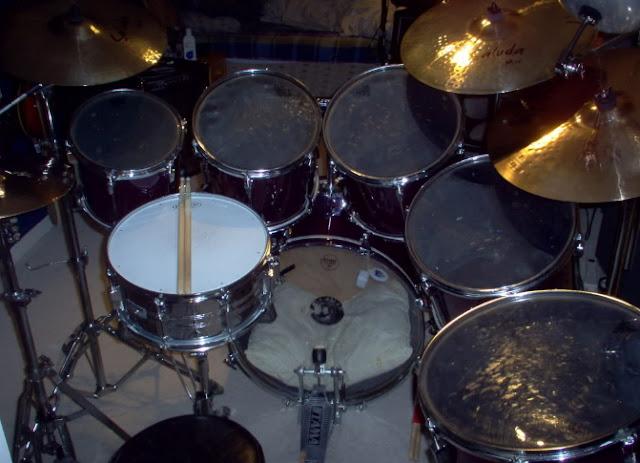 burglar steals drums set apostolic church ota ogun state