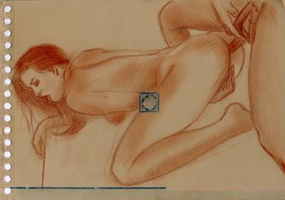 dessin pornographique lesbiennes sodomie avec strapon