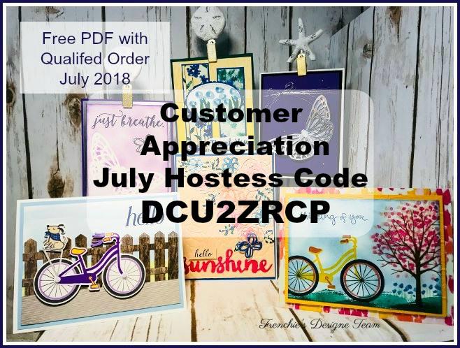 Customer Appreciation, Free, PDF, July