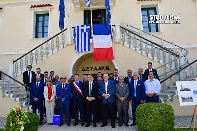 Το Άργος γιορτάζει τα 25 χρόνια της αδελφοποίησης του με τη γαλλική πόλη Αμπεβίλ