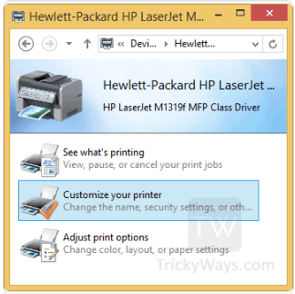 How to Share a Printer on Windows 8