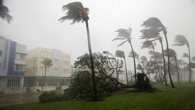 Huracán Irma ha dejado las primeras tres muertes en Florida