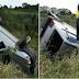 Vereador de Itabaianinha perde o controle do carro e sofre acidente