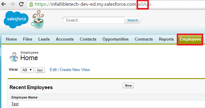 Infallible Techie: How to auto populate Name field in