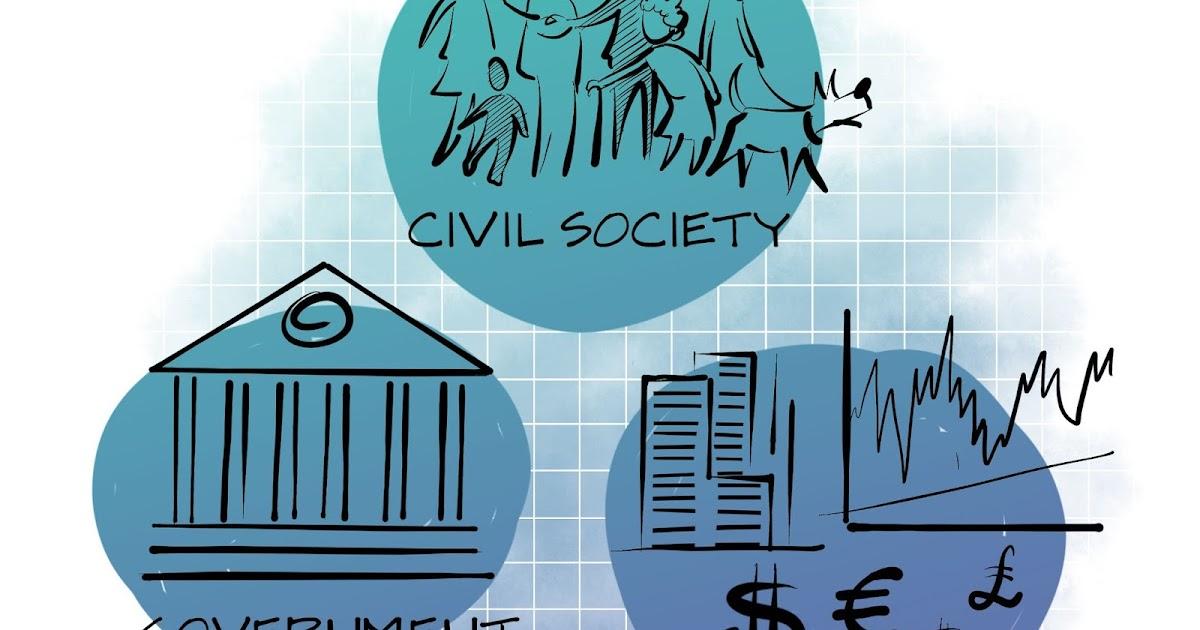 A digital civil society framework