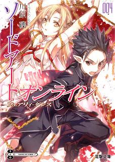 Download Sword Art Online Volume 04 – Fairy Dance