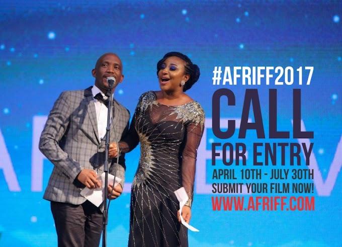 2017 Africa International Film Festival (AFRIFF) makes call for entry