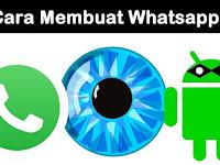 Cara Simple Membuat Whatsapp Baru Paling Mudah Dalam 3 Menit