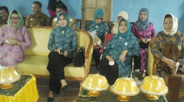 Studi Banding, Tim Penggerak PKK Bulukumba Kunjungi Sinjai Borong