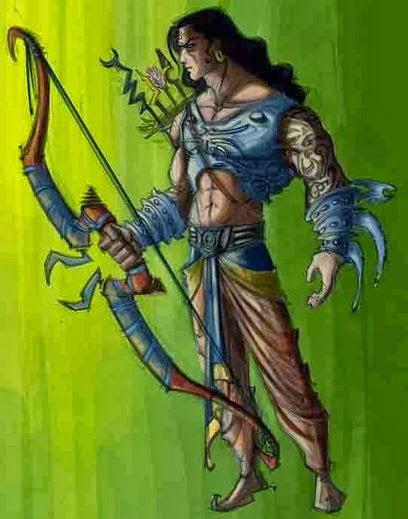 Mahabharat - Arjun