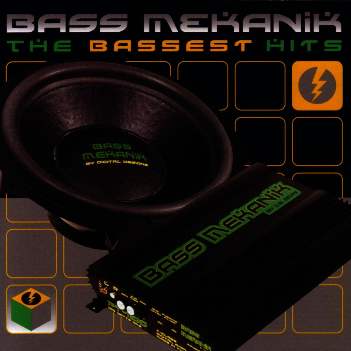 cd bass mekanik