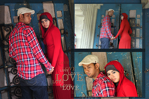 jasa fotographer prewedding