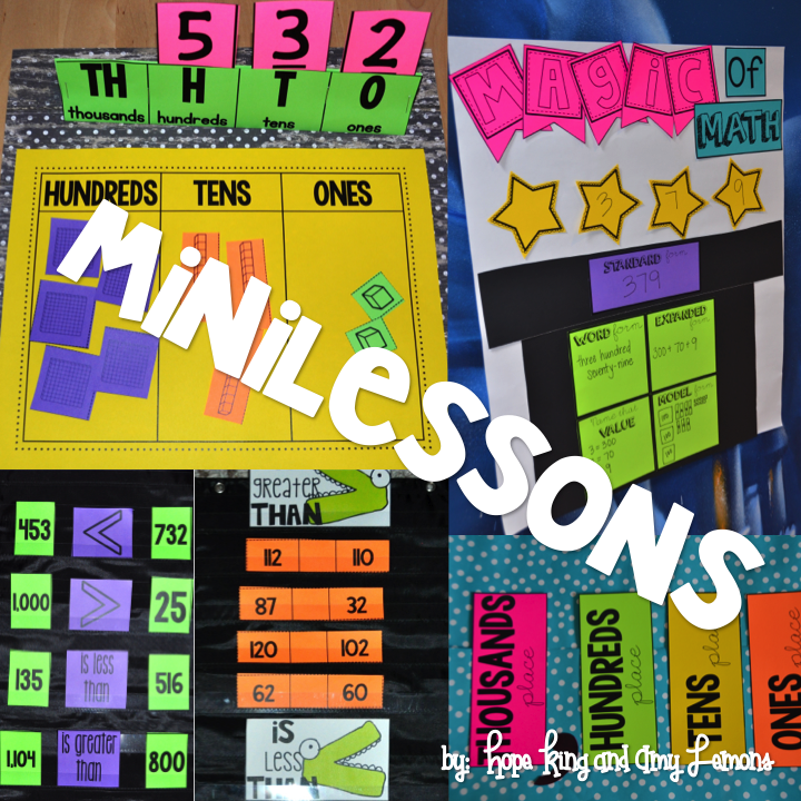 Elementary Shenanigans: The MAGIC OF MATH is HERE! Monthly Math ...