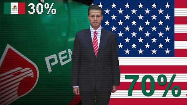 Mientras nos siguen distrayendo con Rafael Márquez, Peña Nieto se robó 240 mil millones de pesos de CFE y PEMEX