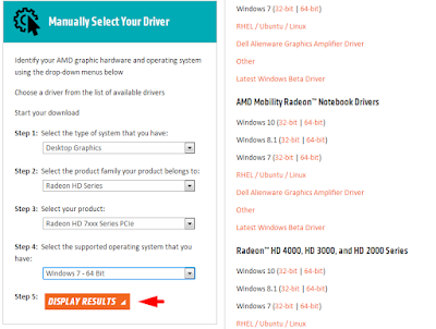 AMD Download Driver
