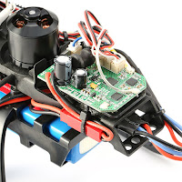 Wltoys V950 Brushless Rc Helicopter flight Controller