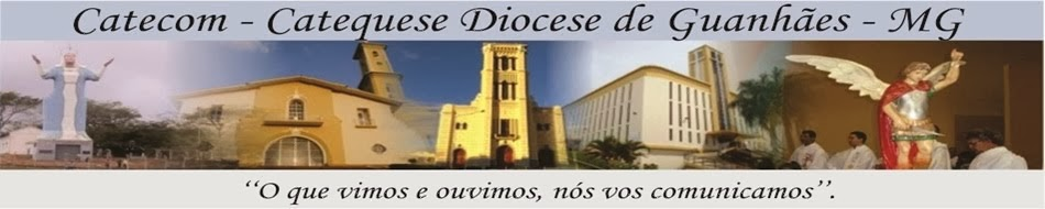 Catecom - Catequese Diocese de Guanhães