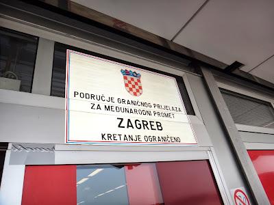 Zagreb - Dubrovnik