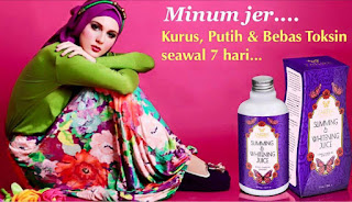 ZAFEERA SLIMMING & WHITENING JUICE