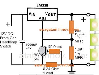 cree led driver circuit diagram cree led driver circuit diagram