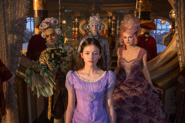 Blu-Ray Review | The Nutcracker and the Four Realms | 2018