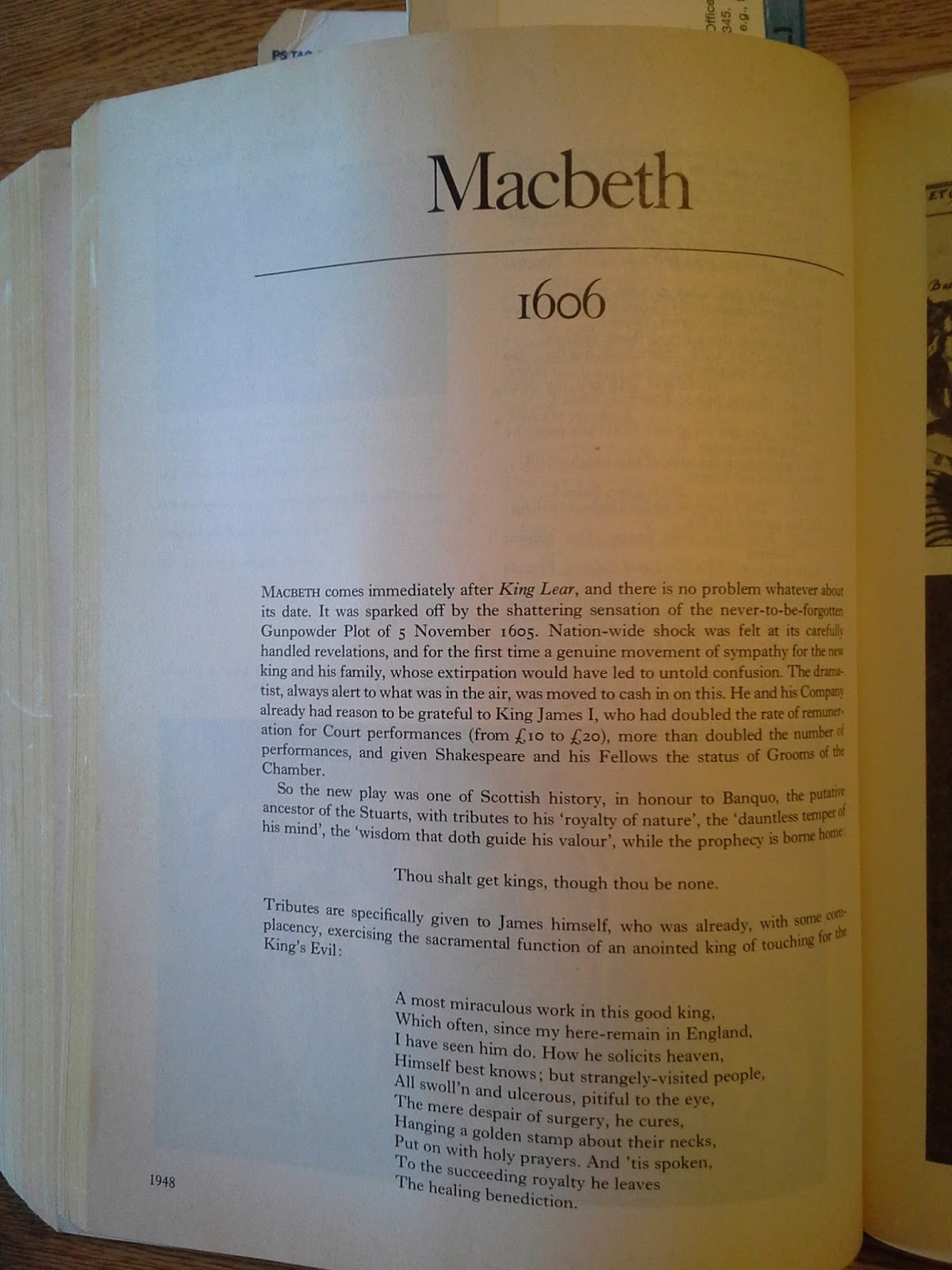 the evil deed that macbeth commited in the play macbeth by william shakespeare Shakespeare created his heroes to  such as macbeth it presents the mystery of suffering and action  documents similar to thomas beckett historical figure.