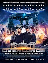 Robot Overlords (Supremacía Robot) (2015)