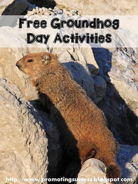 Groundhogs Day Teachers Pay Teachers Promoting-Success