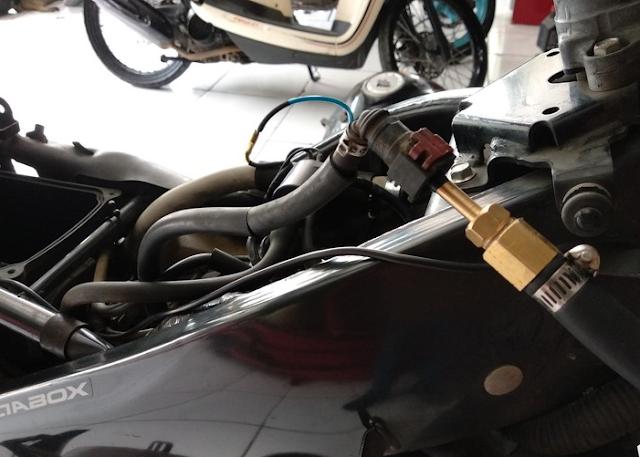 Perhatikan Komponen Motor Injeksi Brebet