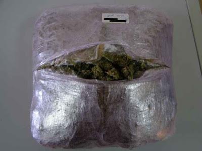 Σάκος με 1 κιλό χασίς βρέθηκε στην Σίδερη Θεσπρωτίας