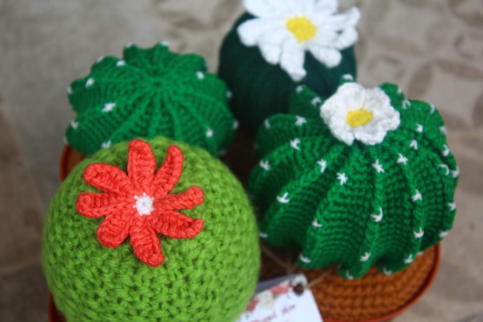 misyel shin Crochet designer: cara membuat amigurumi kaktus ... | 1066x1600