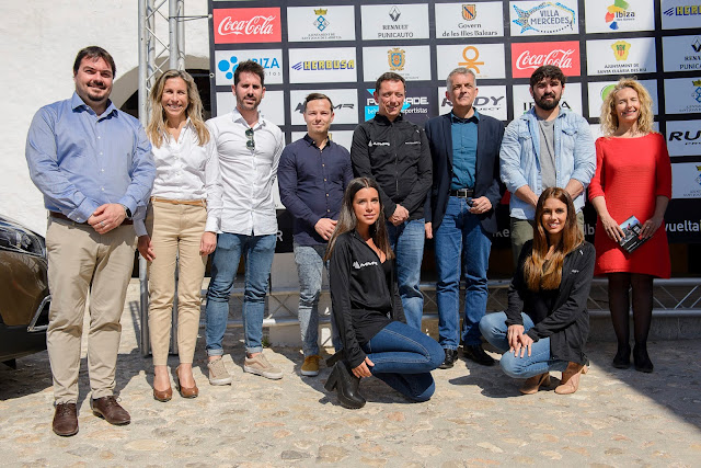 Vuelta a Ibiza en MTB MMR 2017