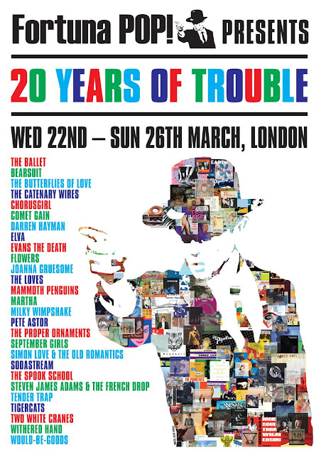 Fortuna POP! - Twenty Years Of Trouble