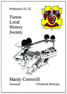 Turton Local History Society #22 - Hardy Cornmill