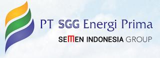 PT. SGG Energi Prima