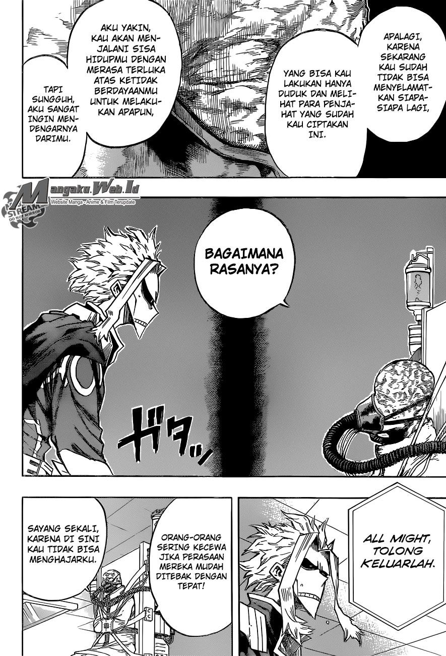 Boku no Hero Academia Chapter 116-11