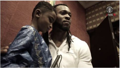 Video: Flavour – Most High (The Making) Ft. Semah