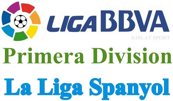 Klasemen Liga Spanyol dan Top Skor Sementara Terbaru Musim 2016/2017