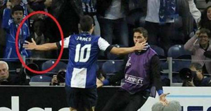 Munculnya Penampakan Tak Biasa di Pertandingan Porto
