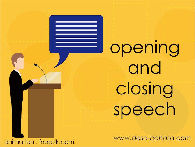 10 Contoh Pembukaan Pidato Bahasa Inggris beserta penutup