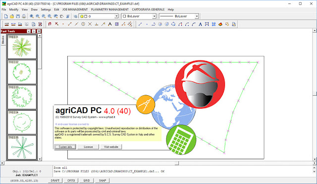 Survey CAD System
