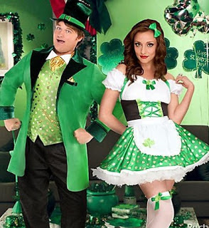 St patrick's Day 20018 Dressing Ideas for Couples