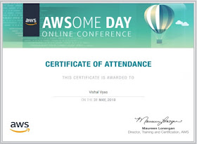 AWS Conference Day