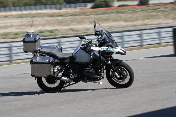 Η BMW Motorrad παρουσίασε την αυτόνομη BMW R 1200 GS
