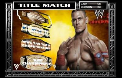 WWE Showdown 2 Full Pc Game