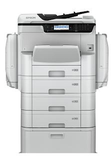 Epson WF-C869RD3TWFC Driver Free Download - Windows, Mac, linux