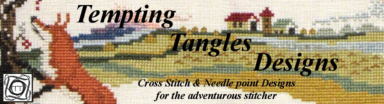 Peek Behind the Scenes at Tempting Tangles Designs