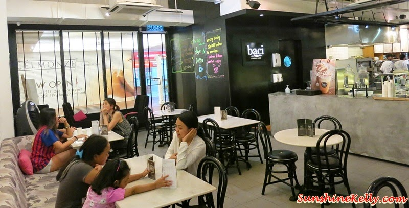 Baci Italian Café @ Citta Mall, Baci Italian Cafe, Citta Mall, Italian Cafe, Coffee, Cafe Food, Italian Food