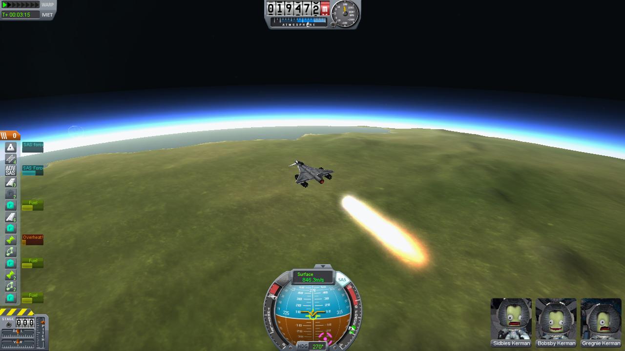 Jet Engine Kerbal Space Program, Jet, Free Engine Image ...