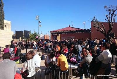 70ª edició de la Fira de la Puríssima a Sant Boi de Llobregat